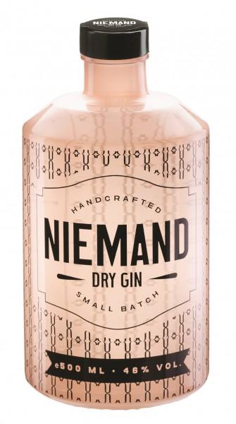 Niemand Dry Gin 46.0% 0,5l