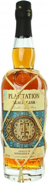 Plantation Rum Black Cask 40.0% 0,7l