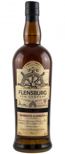 Barbados & Jamaica Flensburg Rum Company
