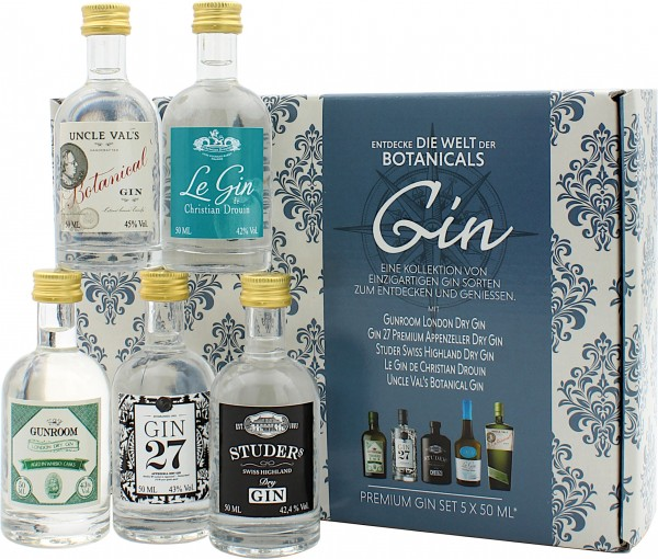 Gin Premium Verkostungsset