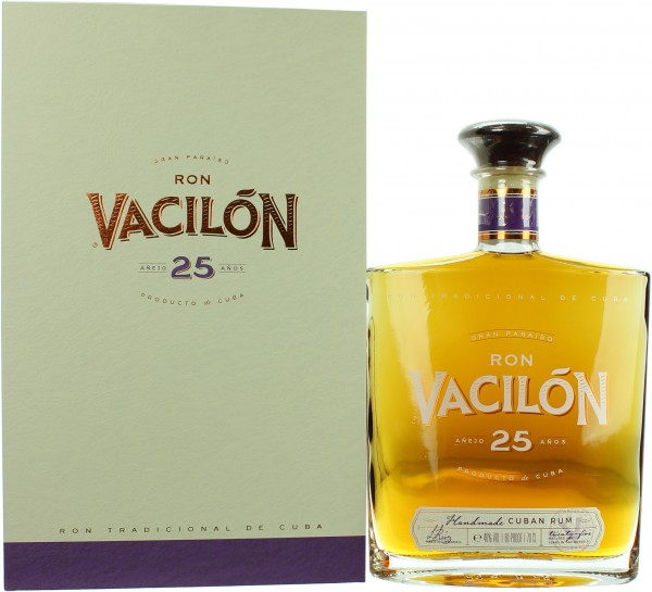 Ron Vacilon Anejo 25 Jahre