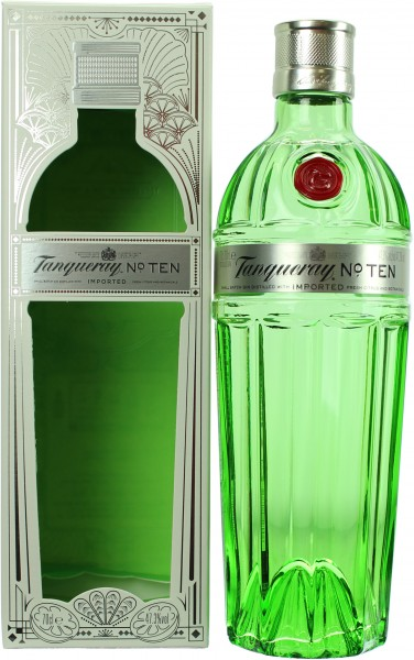 Tanqueray No. Ten London Dry Gin Christmas Edition