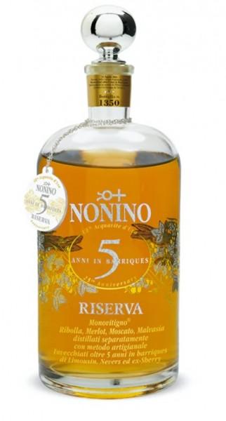 Nonino Ue Riserva 5 Jahre Acquavite d' Uva