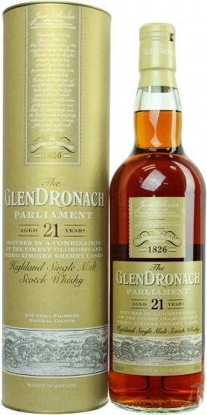 Glendronach Parliament 21 Jahre 48.0% 0,7l