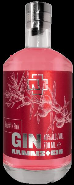 Rammstein Pink Gin