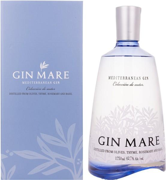 Gin Mare 42.7% 1,75 Liter