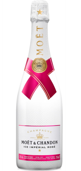 Moet & Chandon Ice Imperial Rosé 12.0% 0,75l