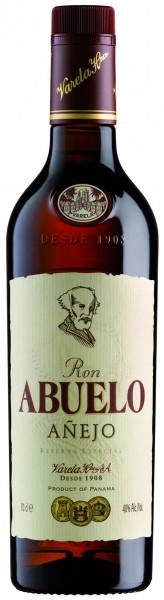 Abuelo Anejo Rum 40% vol. 0,7l