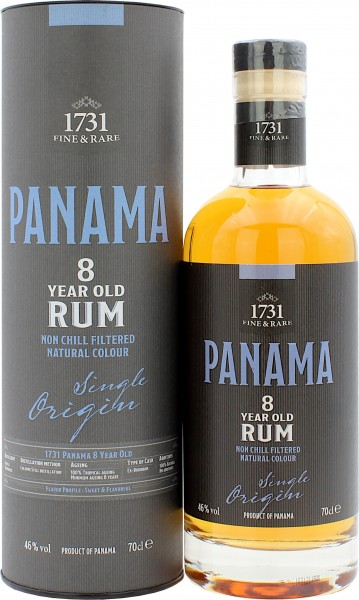 1731 Fine & Rare Panama 8 Jahre