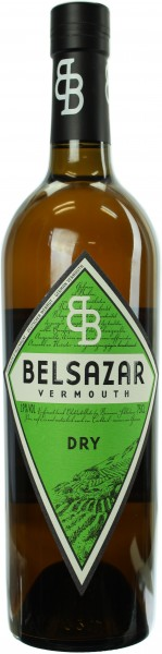 Belsazar Vermouth Dry 19.0% 0,75l