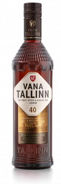 Vana Tallinn Rumlikör