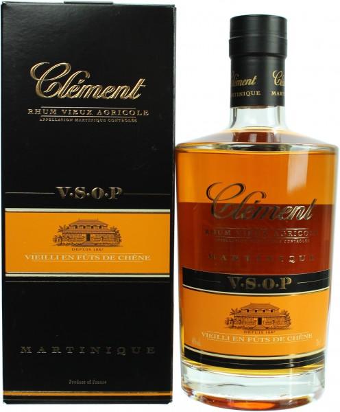Clement Rhum Vieux VSOP 40.0% 0,7l