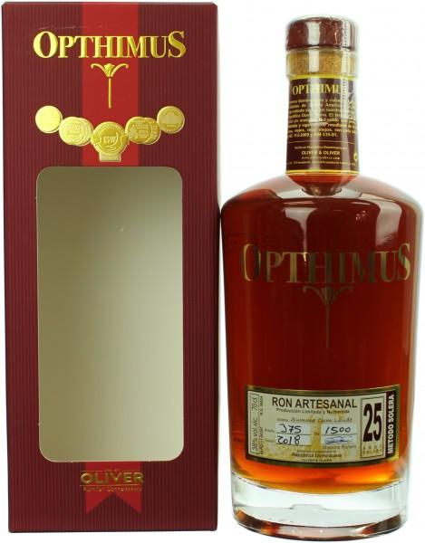 Opthimus 25 Jahre Summa Cum Laude Rum 38.0% 0,7l