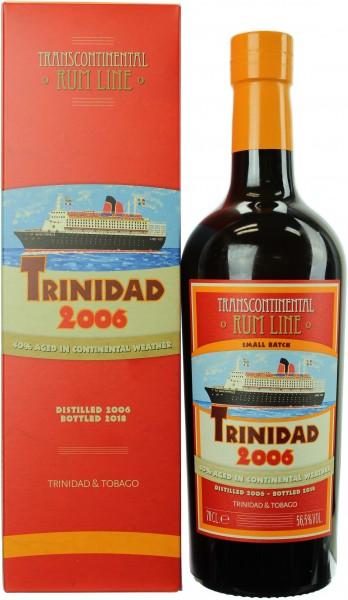 Trinidad 2006 Transcontinental Rum Line #27 56.5% 0,7l