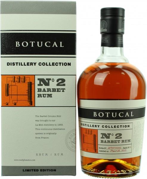 Ron Botucal Distillery Collection Batch No.2