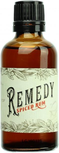Miniatur Remedy Spiced Rum