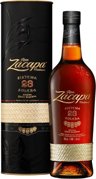 Ron Zacapa Centenario 23 Jahre 40% vol. 0,7l