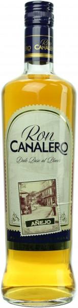 Ron Canalero Anejo 40.0% 0,7l