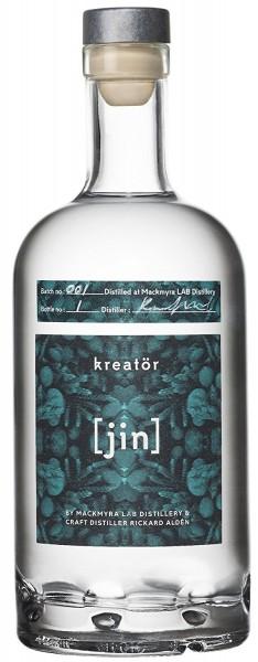 Kreatör Gin (Schweden) 47.3% 0,5l