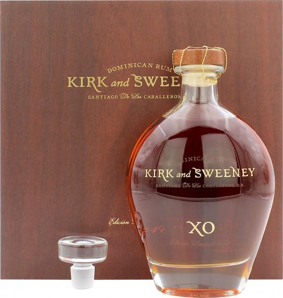 Kirk and Sweeney XO Rum Edicion Limitada No.1