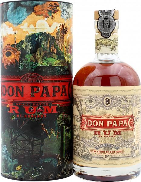 Don Papa Rum Geschenktube Limited Edition