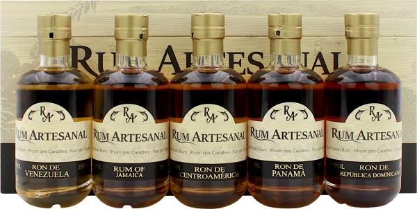 Rum Artesanal Tasting Box