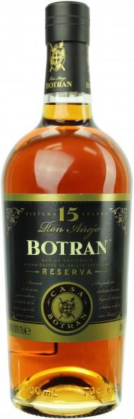 Botran Solera Reserva Rum 15 Jahre 40.0% 0,7l