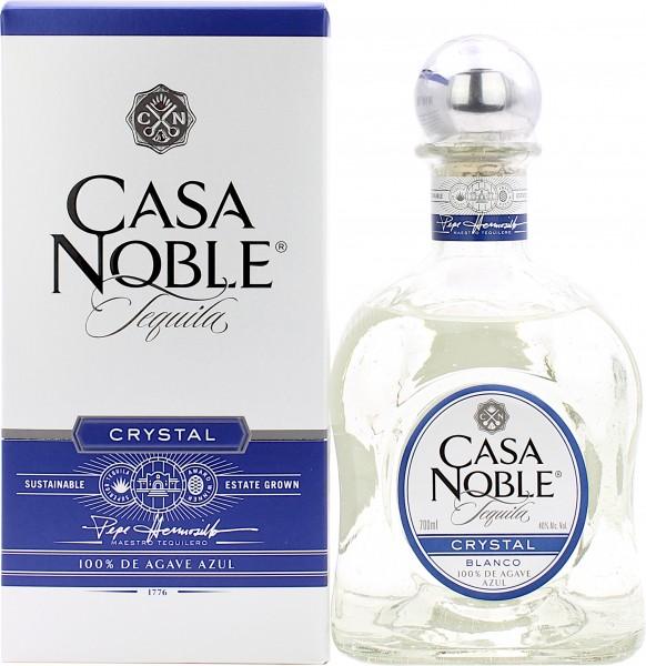 Casa Noble Crystal Tequila Blanco