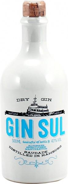 Gin Sul Dry Gin 43.0% 0,5l
