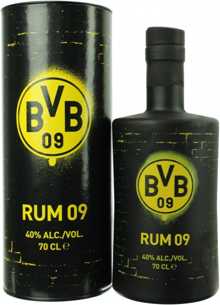 BVB Rum 09 12 Jahre 40.0% 0,7l