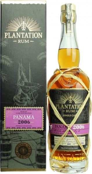 Plantation Rum Panama 2006 Single Cask