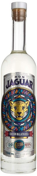 Ron Jaguar Edicion Malacrianza Overproof Rum 65.0% 0,5l