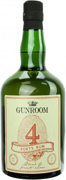 Gunroom 4 Ports Rum 40.0% 0,7l