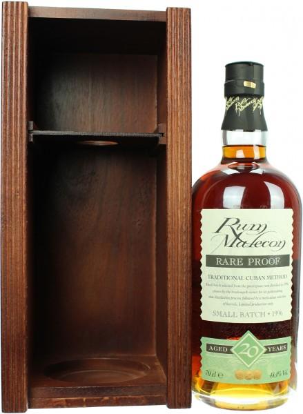 Malecon Rare Proof Rum 20 Jahre 48.4% 0,7l