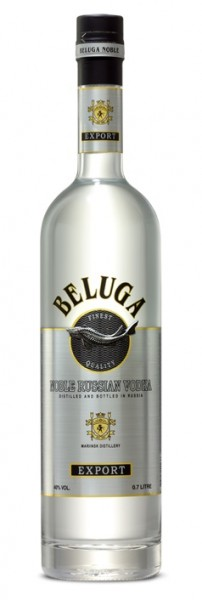Beluga Noble Russian Vodka 40.0% 0,7l