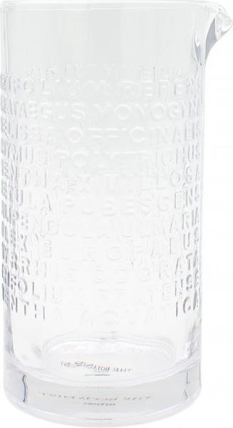 The Botanist Rührglas Mixglas