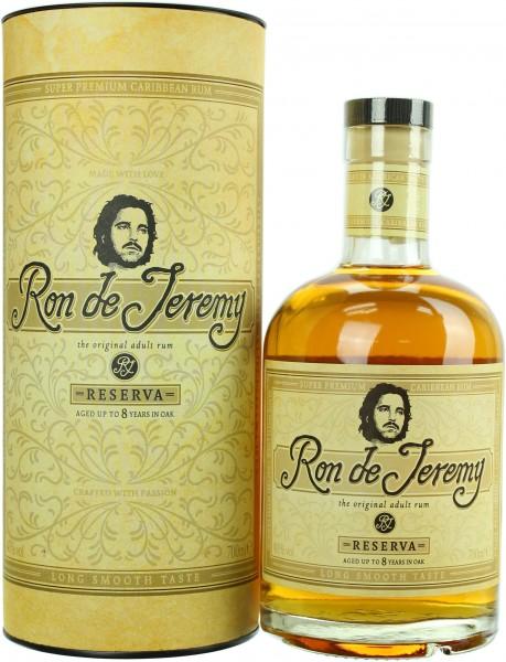 Ron de Jeremy Reserva 8 Jahre