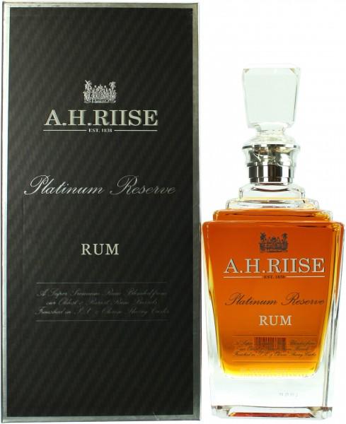A.H. Riise Platinum Reserve 42.0% 0,7l