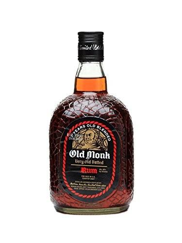 Old Monk 7 Jahre Rum 1 Liter
