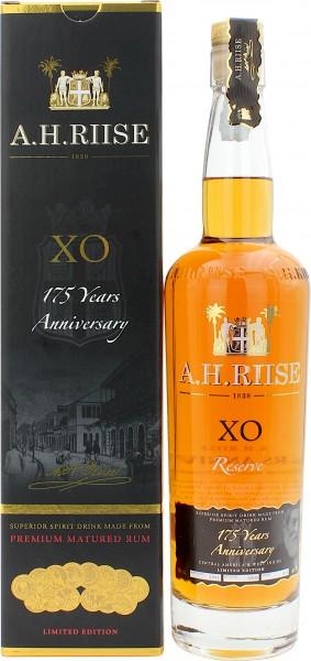 A.H. Riise XO 175th Anniversary
