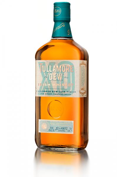 Tullamore Dew XO Caribbean Rum Cask Finish 43.0% 0,7l