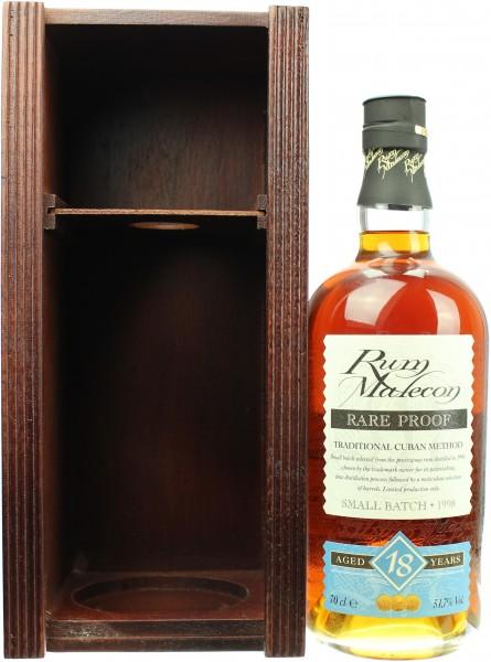 Malecon Rare Proof Rum 18 Jahre 51.7% 0,7l