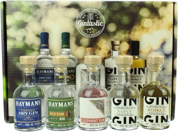 Sierra Madre Gin Tasting Set 44,18% 5x40ml