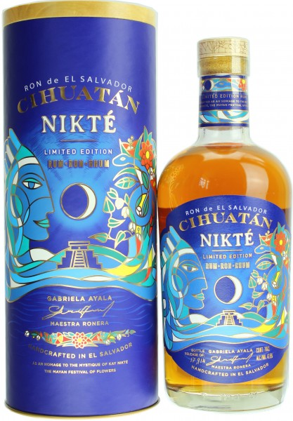 Ron Cihuatán Nikte Limited Edition