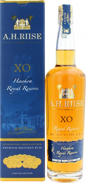 A.H. Riise XO Reserve Kong Haakon