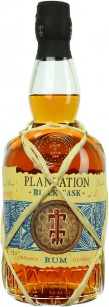 Plantation Rum Black Cask 1651 40.0% 0,7l