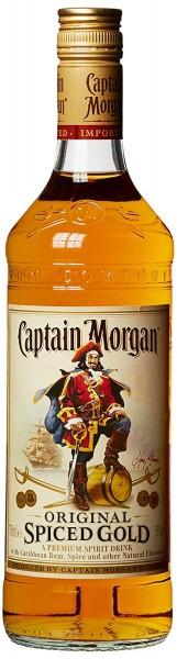 Captain Morgan Spiced Gold Rum 35.0% 0,7l