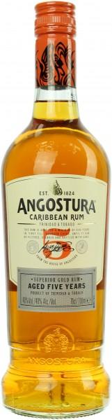 Angostura Gold Rum 5 Jahre 40.0% 0,7l