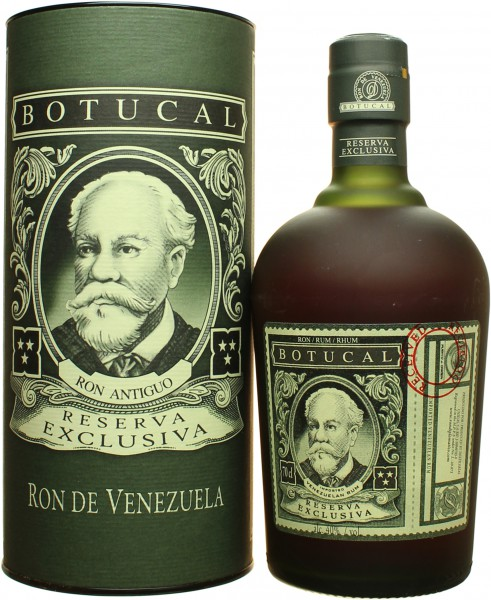 Ron Botucal Reserva Exclusiva 40% vol. 0,7l Geschenkpackung