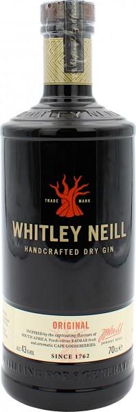 Whitley Neill Original London Dry Gin